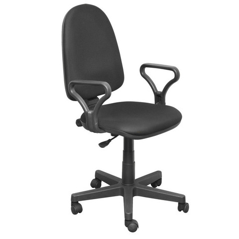 Кресло UP_Prestige жест.подл.Самба ткань чёрн C03/ТК1