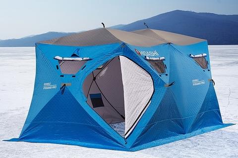 Палатка Higashi Double Pyramid Pro DC