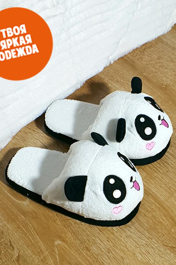 Тапочки Тапочки Веселые Панды тапочки_ПАНДА.jpg