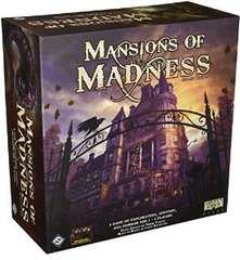 Mansions of Madness. 2nd edition