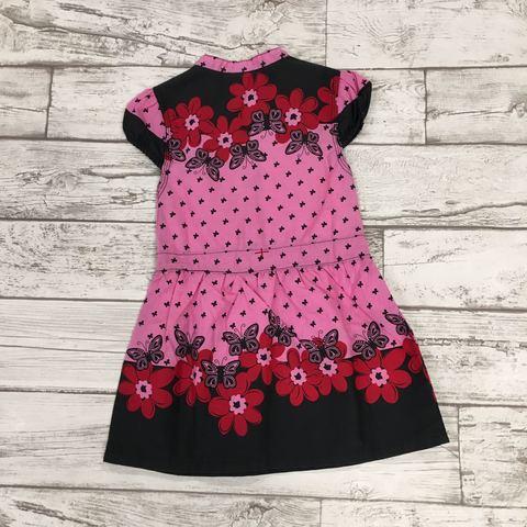 Платье летнее цветочек (Л)