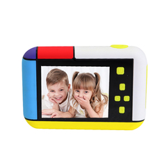 Фотоаппарат детский SmileZoom Микки Красный 28 Мп дисплей