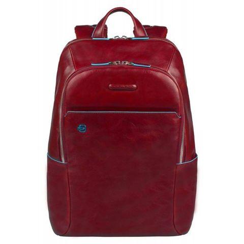 Рюкзак Piquadro Blue Square (CA3214B2/R) красный кожа