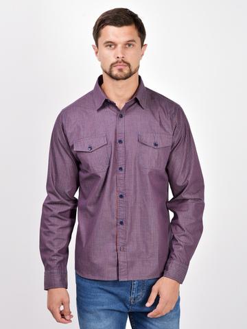 Рубашки д/р муж.  M922-02D-11SR