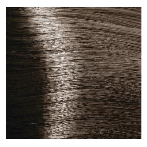 Крем краска для волос с гиалуроновой кислотой Kapous, 100 мл - HY 7.1  Блондин пепельный