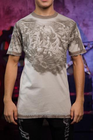 футболка Affliction 4264