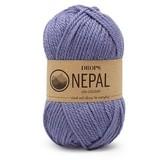 Пряжа Drops Nepal 6220 гиацинт