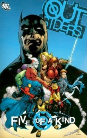 Outsiders: Five of a Kind TPB