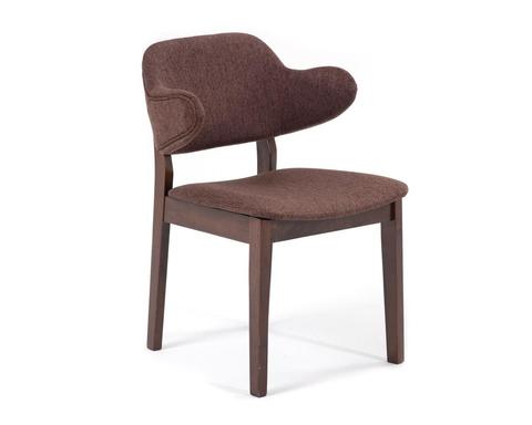 Обеденное кресло LW1802 из массива гевеи
