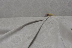 Жаккард, цвет НАТУРАЛЬНЫЙ/БЕЖ рисунок ВЕНЗЕЛЬ 1