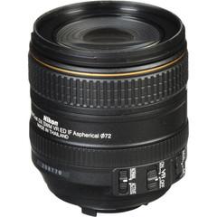 Объектив Nikkor AF-S 16-80mm f/2.8-4E ED VR Black для Nikon