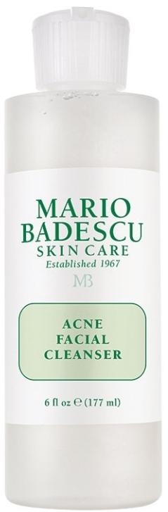 Mario Badescu Acne Facial Cleanser очищающее средство для лица против акне 177 мл