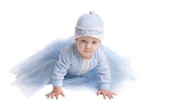 Купить костюм Снегурочка для малышки - Магазин