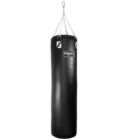 Мешок боксерский FIGHTtech HBL3, 150Х40, 70 кг, кожа