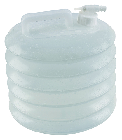 Складная канистра с ручкой и краном (5л) AceCamp Accordion Jerrycan 5L