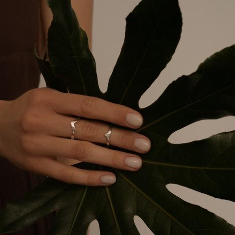 Миди-кольцо HARMONY