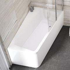 Акриловая ванна Ravak 10° C821000000 170х100 R белая