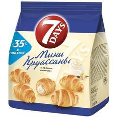 "Круассан Мини ""7days"" с Ванилью 300г"