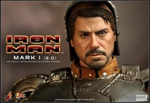 Iron Man Mark I (2.0) Version