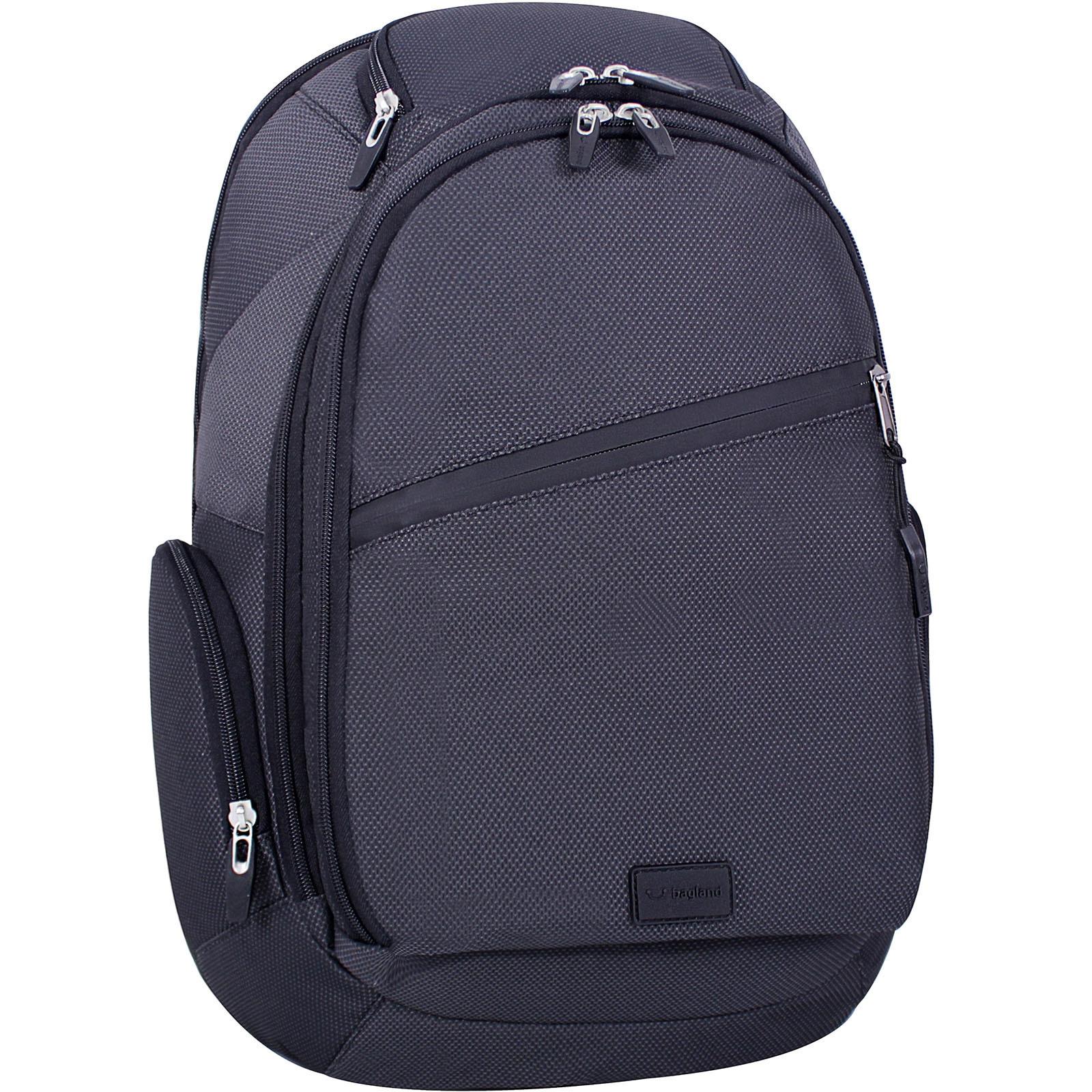 Мужские рюкзаки Рюкзак для ноутбука Bagland Tibo 23 л. Чёрный (00190169) IMG_3313.jpg