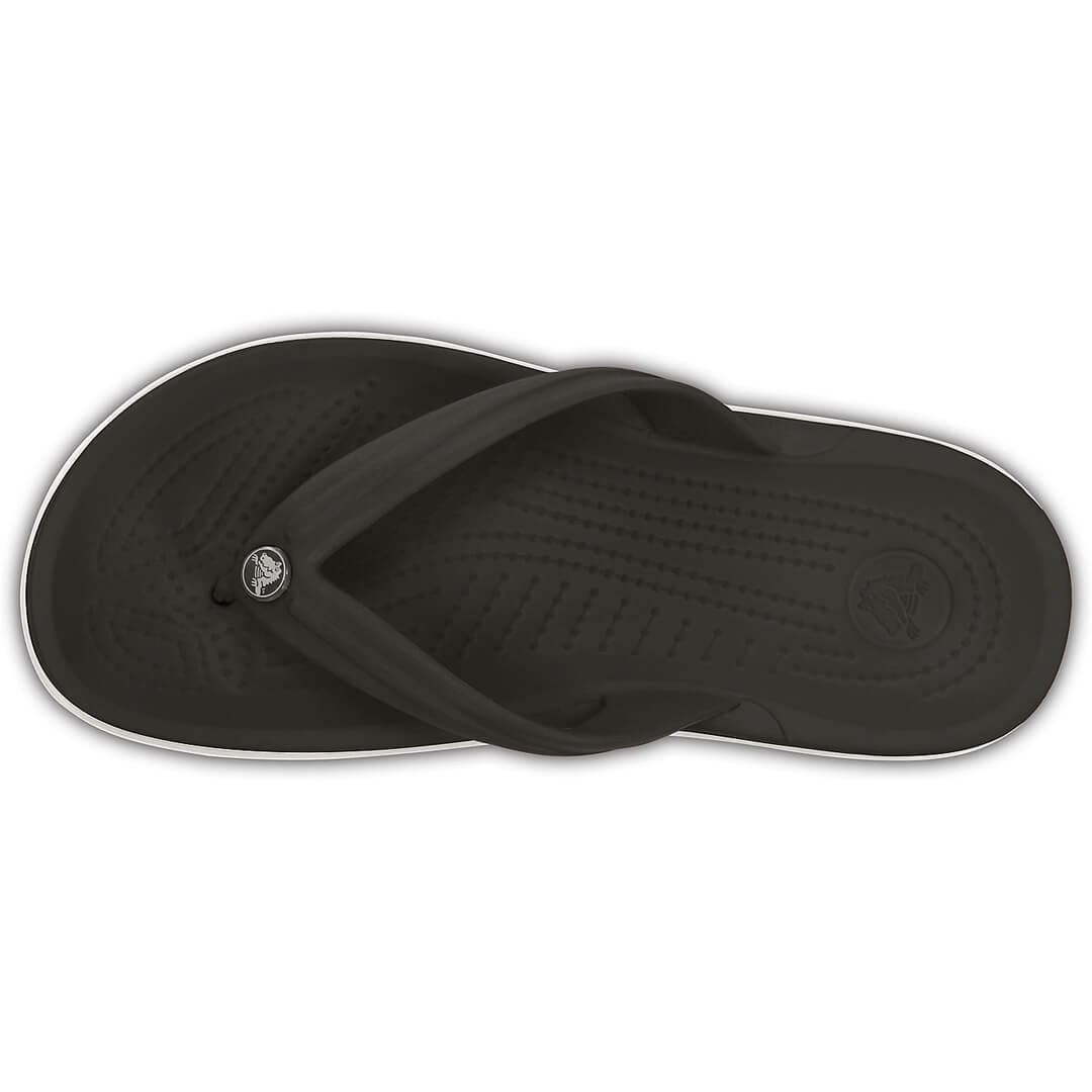 Шлепанцы Crocs Crocband Flip Черные