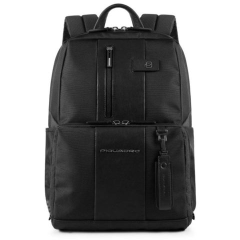 Рюкзак Piquadro Brief (CA3214BR/N) черный кожа/ткань