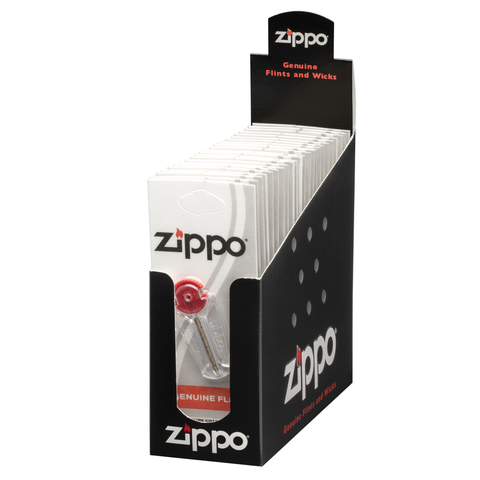 Кремний Zippo, для зажигалки Zippo (6 шт в блистере)123