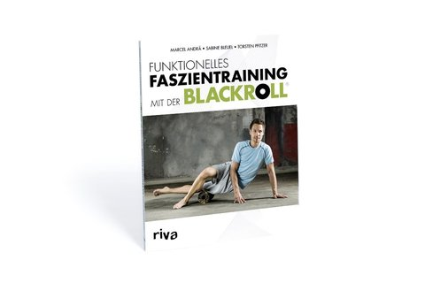 Книга «Funktionelles Faszientraining mit der BLACKROLL®» (немецкий язык)