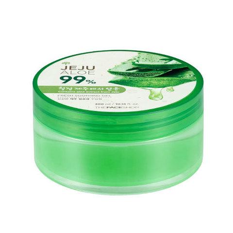 Гель THE FACE SHOP Jeju Aloe 99% Fresh Soothing Gel 300ml