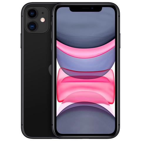 iPhone 11, 64 ГБ, черный