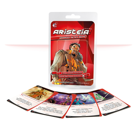 Aristeia Advanced Tactics Decks (EN)