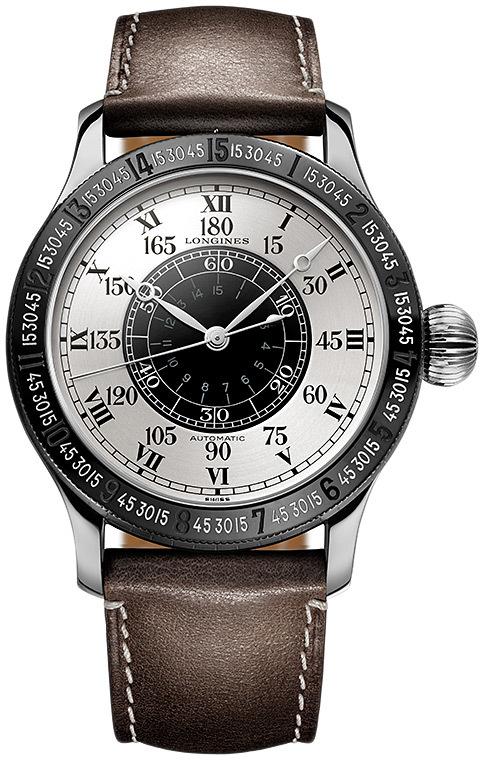 The Longines Heritage The Lindbergh Hour Angle Watch