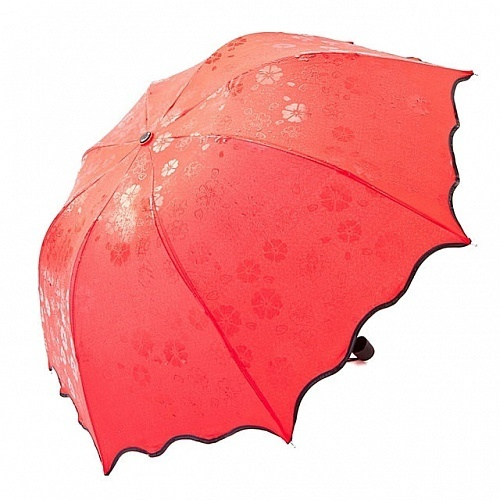 Товары на Маркете Оригинальный зонт с проявляющимся рисунком zont_flowers_red.jpg