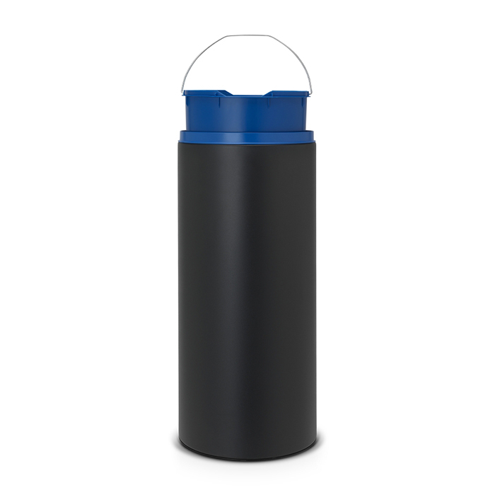 Мусорный бак Flip Bin (30 л), Антрацит, арт. 106927 - фото 1