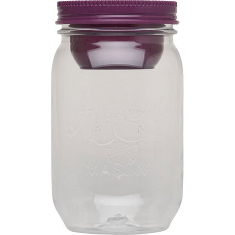 Контейнер Aladdin Classic Mason (1 литр), фиолетовый