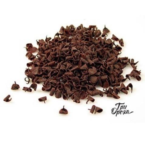 Завитки (стружка) из темного шоколада BARRY CALLEBAUT
