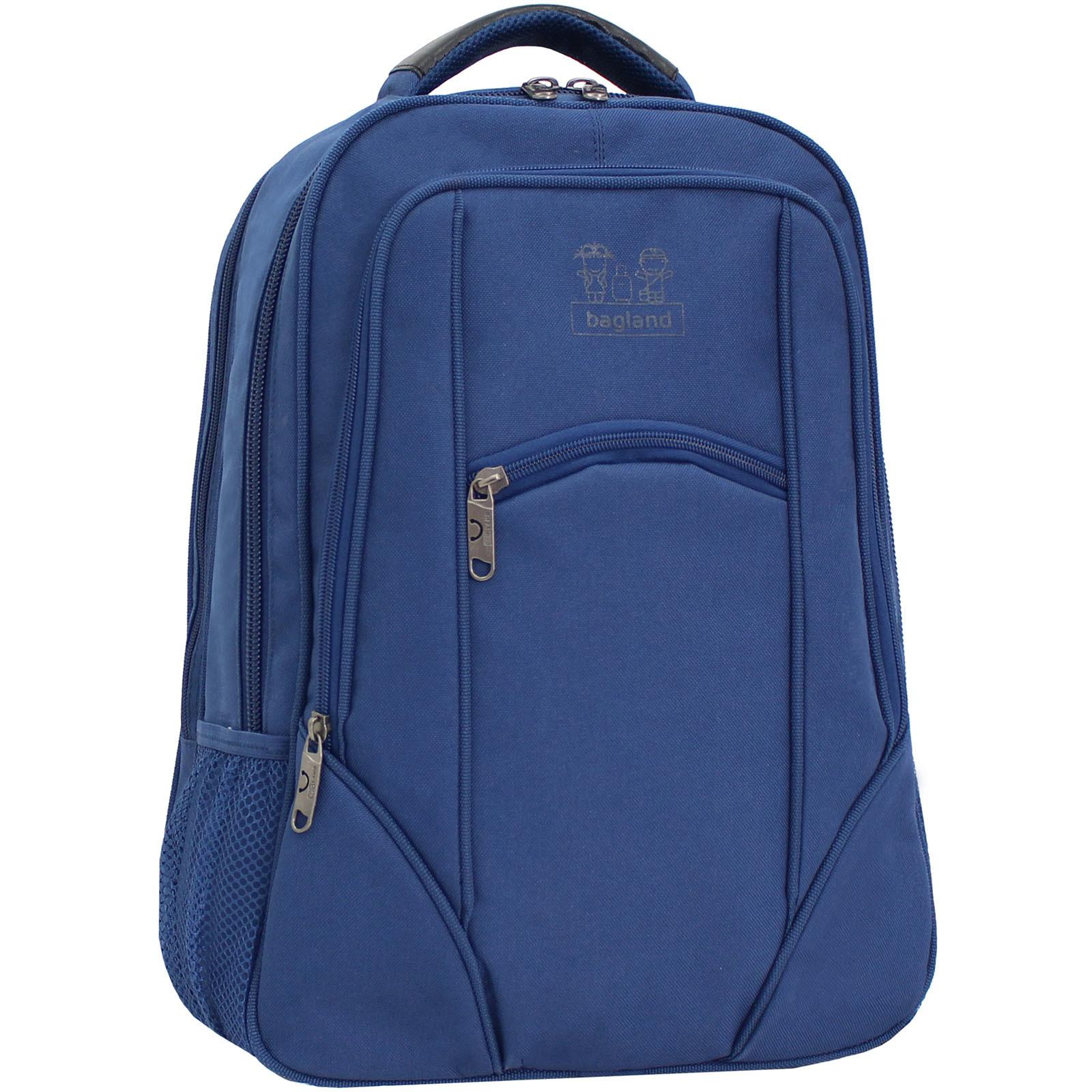 Рюкзаки для ноутбука Рюкзак для ноутбука Bagland Рюкзак под ноутбук 537 21 л. Синий (0053766) IMG_9972.JPG
