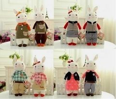 Rabbit Bunny Valentine's Day Plush