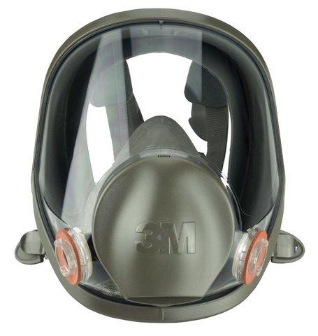 3М Полная маска средняя  6800