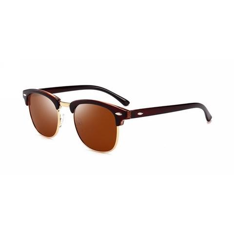 Солнцезащитные очки поляризационные 3016002p Коричневый