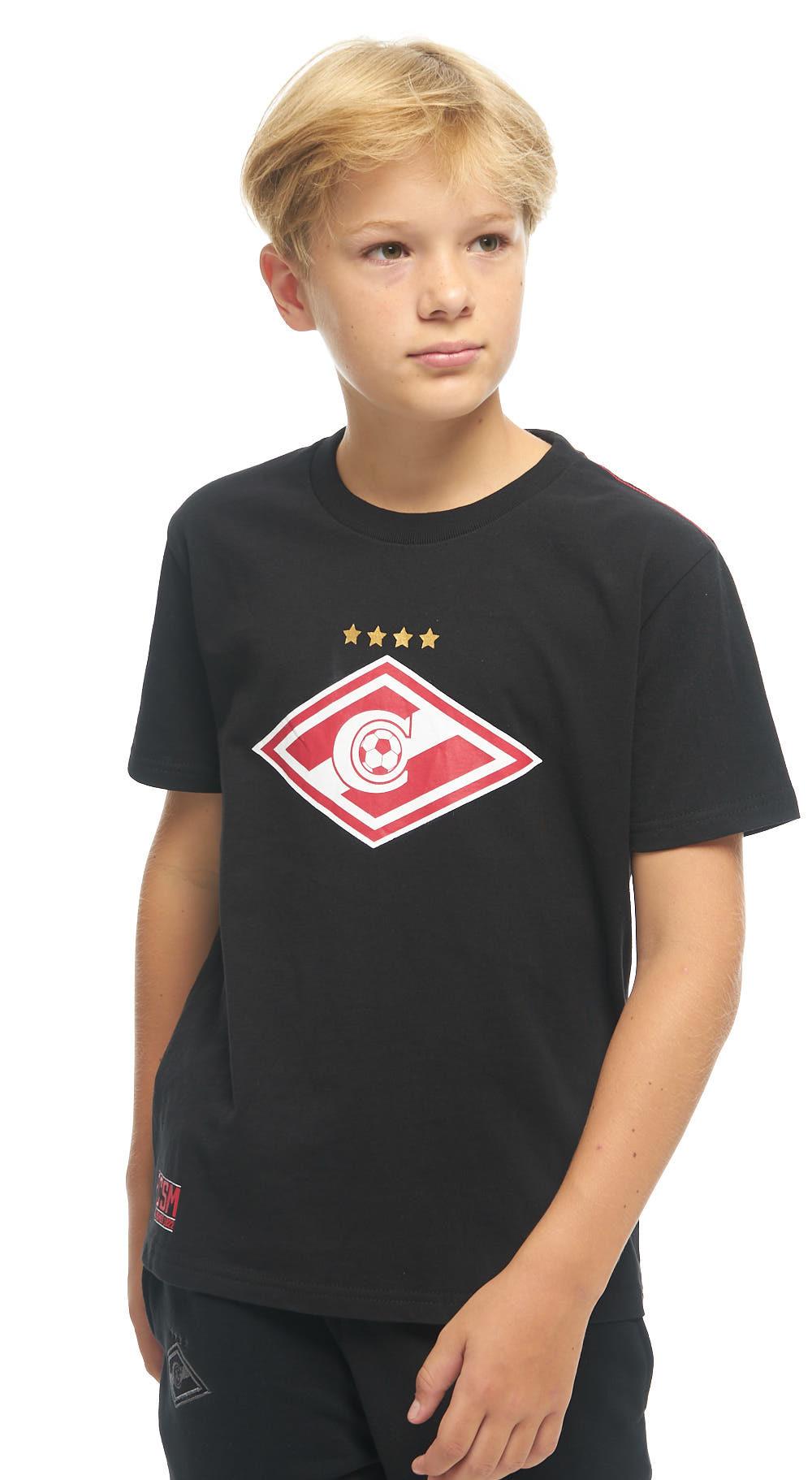 Футболка Спартак (подростковая)