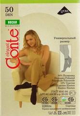 Женские носки Microfibra 50 Conte