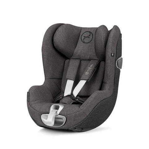 Автокресло Cybex Sirona Z i-Size Plus Manhattan Grey