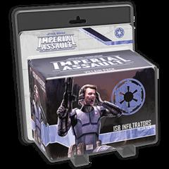 Star Wars Imperial Assault: ISB Infiltrators Villain Pack