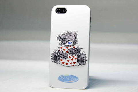 Чехол Me to You для iPhone 5, 5s, SE (Pillow)