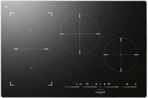 Индукционная варочная панель Fulgor-Milano FSH 804 ID TS BK