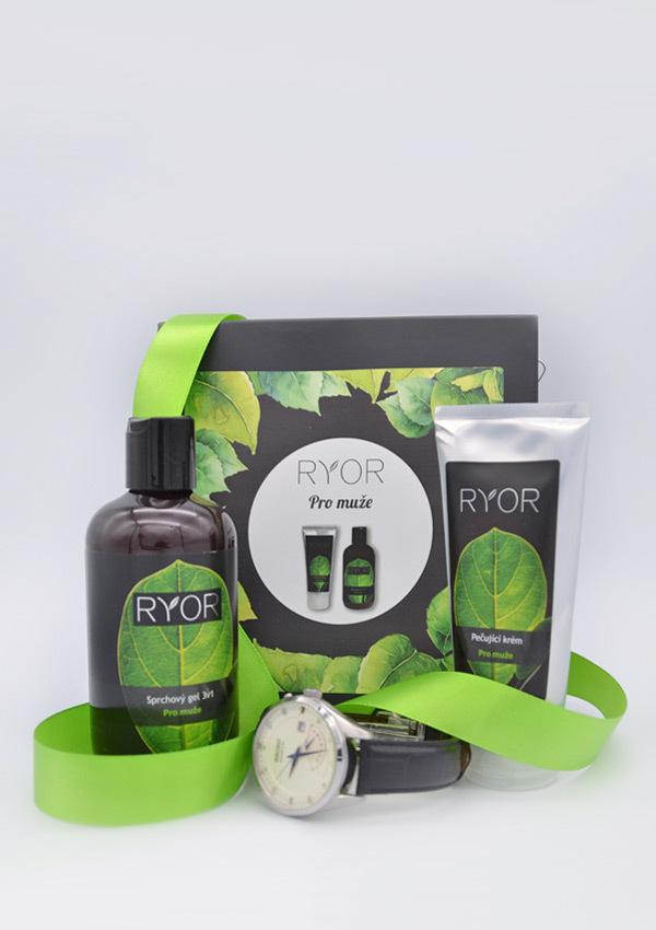 Ryor Подарочный набор для мужчин