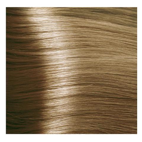 Крем краска для волос с гиалуроновой кислотой Kapous, 100 мл - HY 9.31 Очень светлый блондин золотистый бежевый