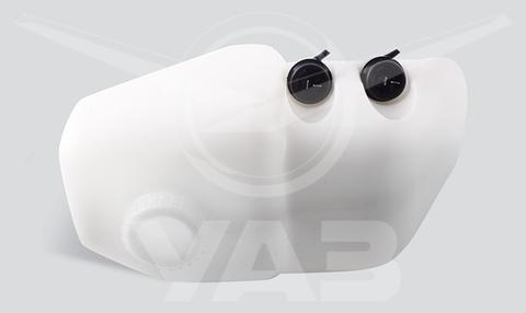 Бачок омывателя УАЗ-3163 в сборе (5,2 л/2 насоса) (1132.5208-02)