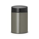 Ведро для мусора с крышкой SLIDE (5л), артикул 483141, производитель - Brabantia